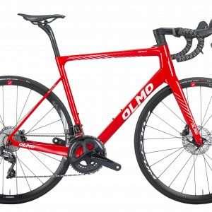 Bici corsa olmo carbonio gepin 4.0